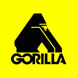 Gorilla-logo---yellow-background-Square